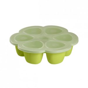beaba-912494-1-multiportions-silicone-6150-ml-neon