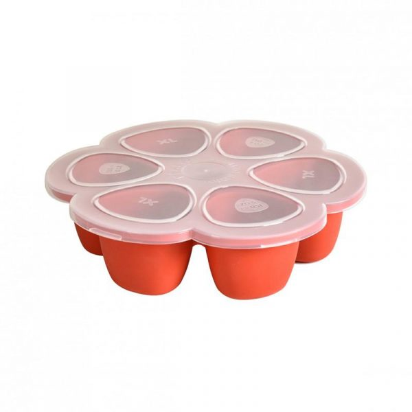 beaba-912560-2-multiportions-silicone-6150-ml-paprika