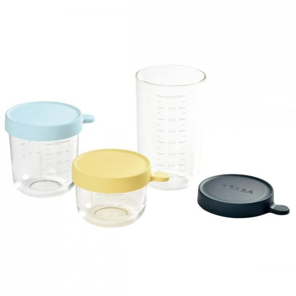 beaba-912696-2-coffret-3-portions-verre-150ml-250ml-400ml